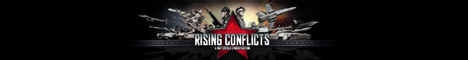 Rising Conflicts: Alles neu macht 2007