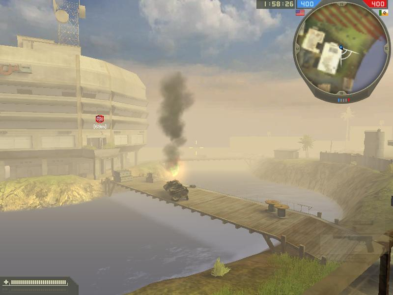 Infantrymod - Client & Win Server 1 2 - BF-Games net
