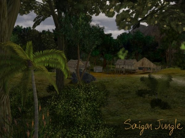 Saigon Jungle