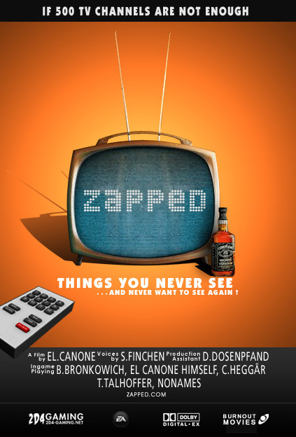 Zapped - Things you never see