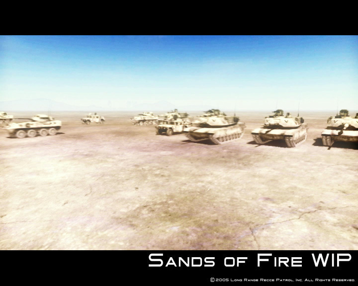 Sands of Fire