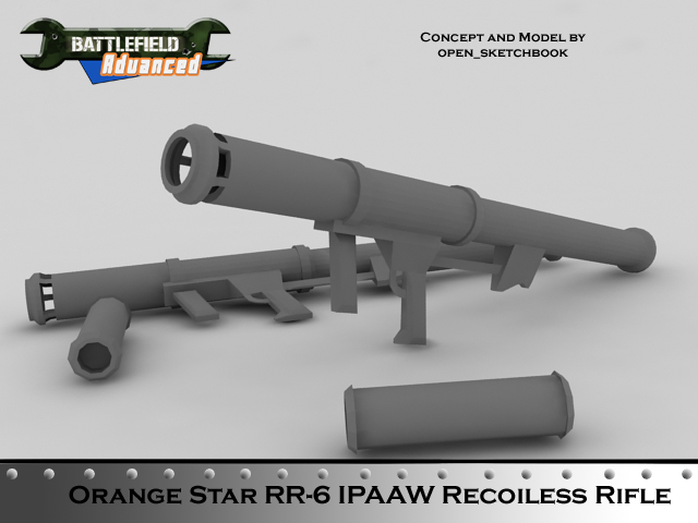 RR-6 IPAAW AT-Waffe