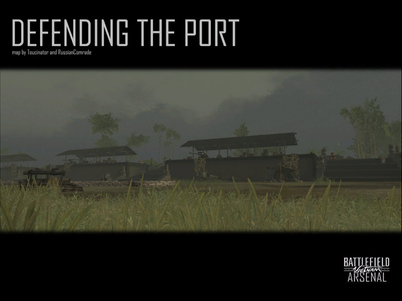 Defending the Port