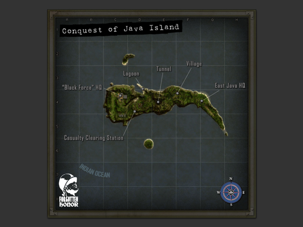 Conquest of Java Island