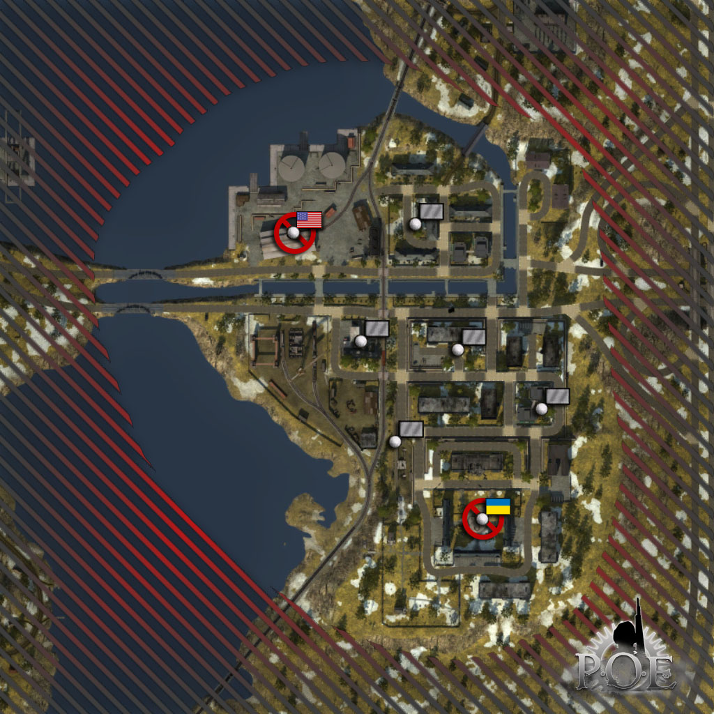 32 Player Minimap