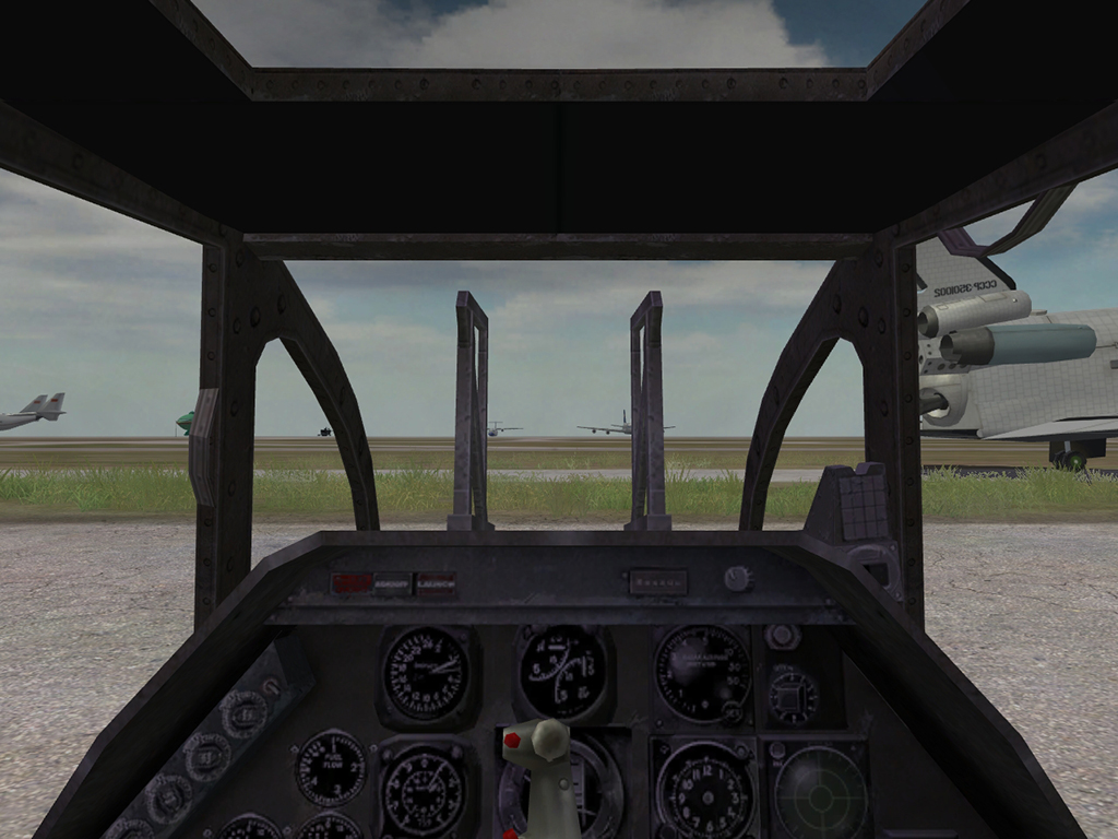 KA-50/52 Black Shark Cockpit