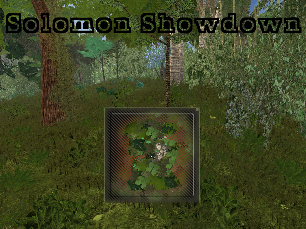 Solomon Showdown