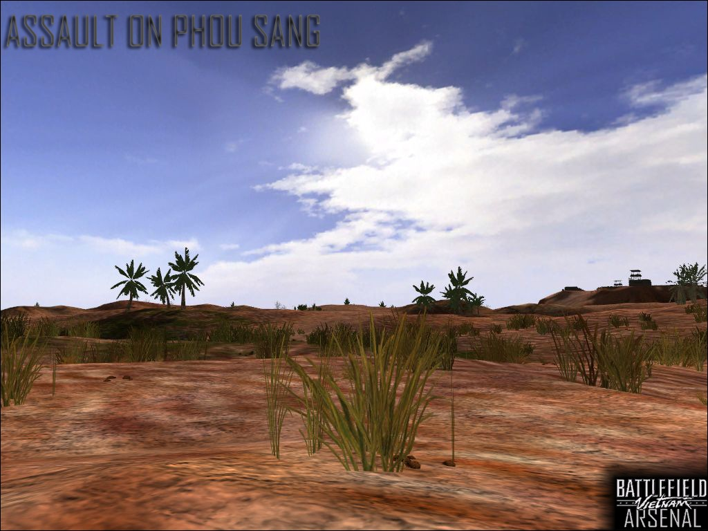Assault on Phou Sang