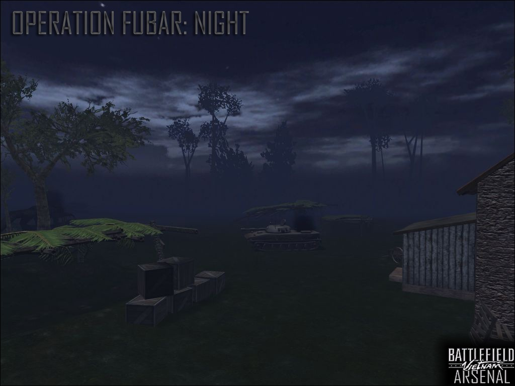 Operation FUBAR: Night