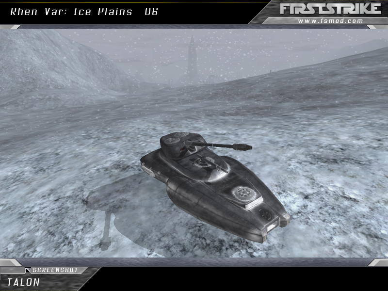 Rhen Var: Ice Plains