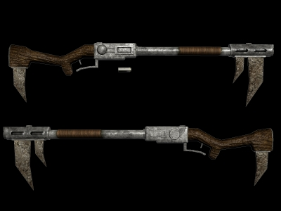 Kroot Rifle (WIP)