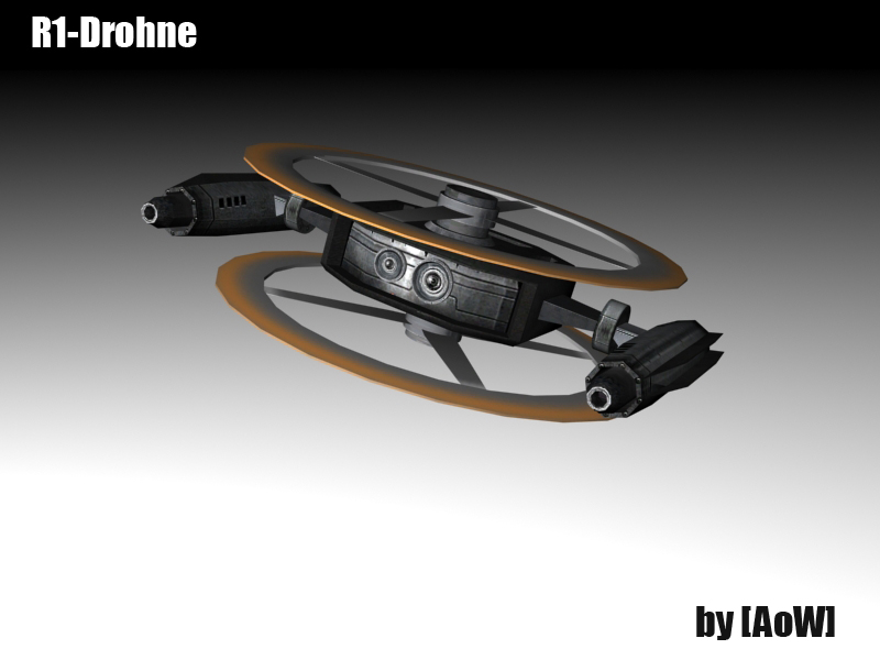 R-1 Drohne @ Extreme Realism