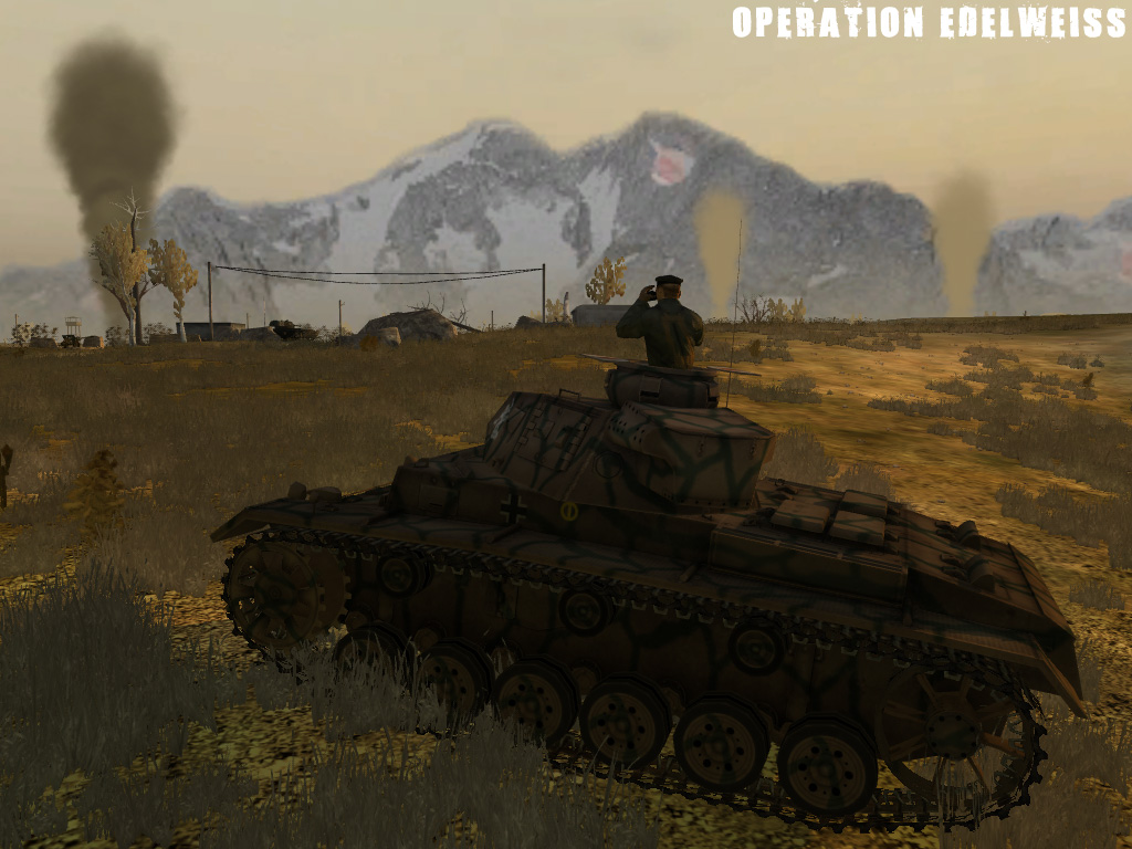 Operation Edelweiss