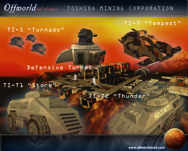 Toshida Mining Corporation