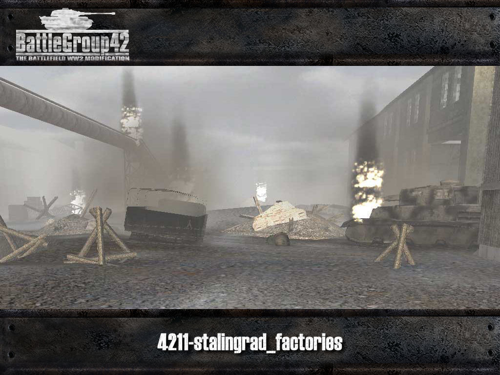 Stalingrad Factories