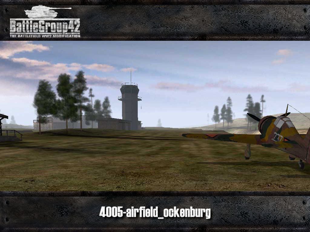 Airfield Ockenburg