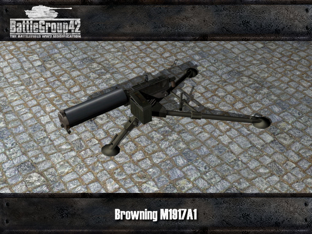 Browning M1917A1