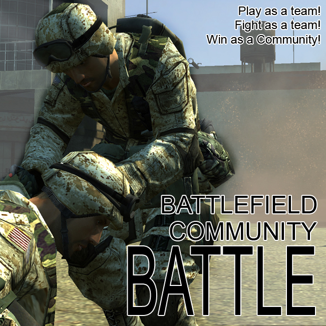 Battlefield Community Battle