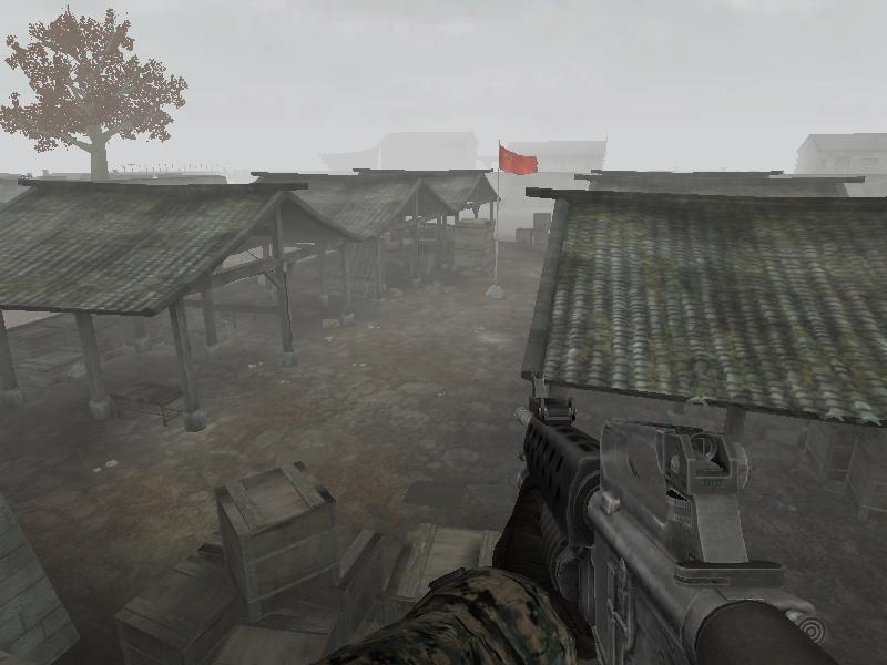 Battlefield 2 Patch Map