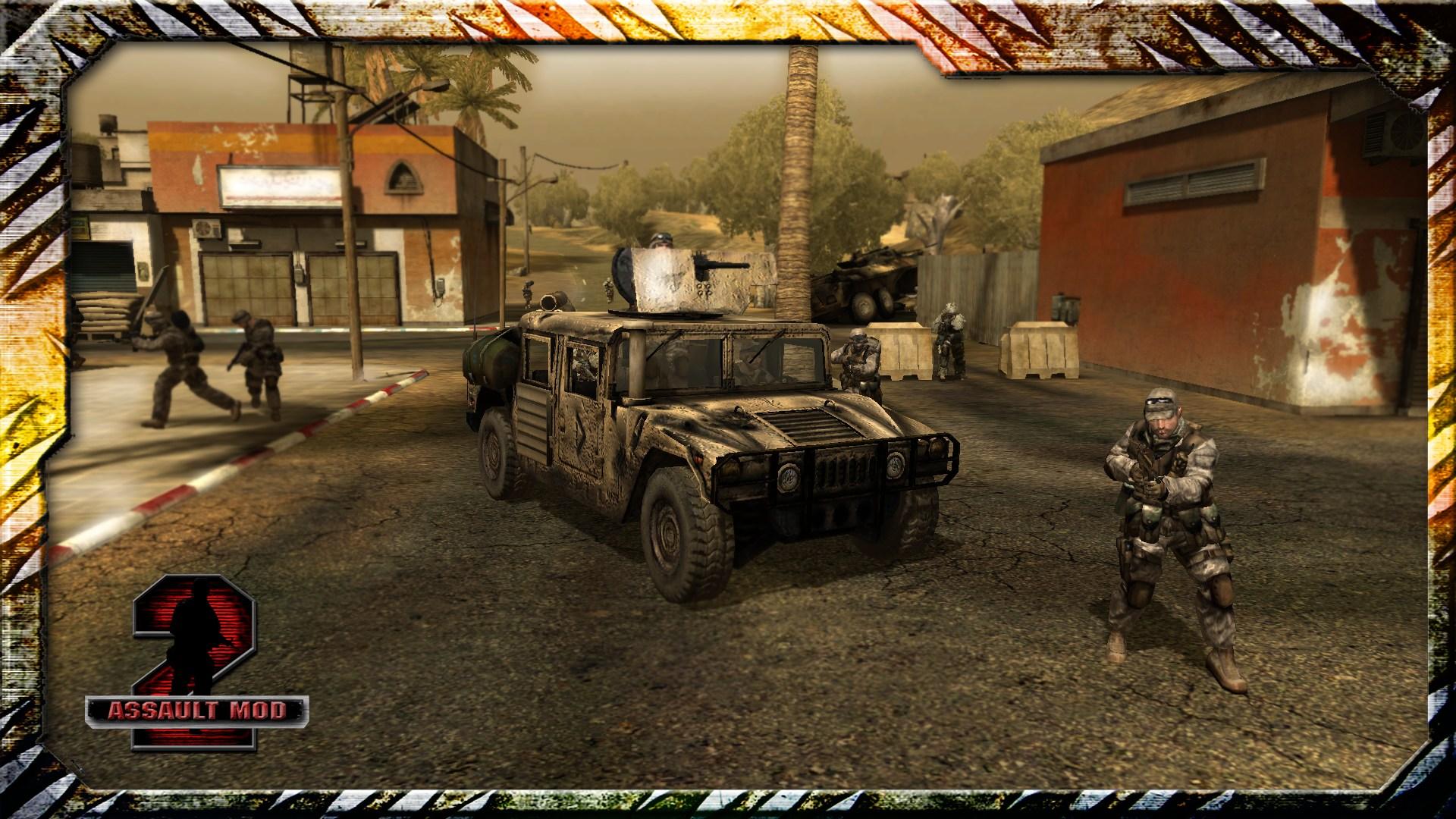 BF2 Assault - Client 7 5 - BF-Games net