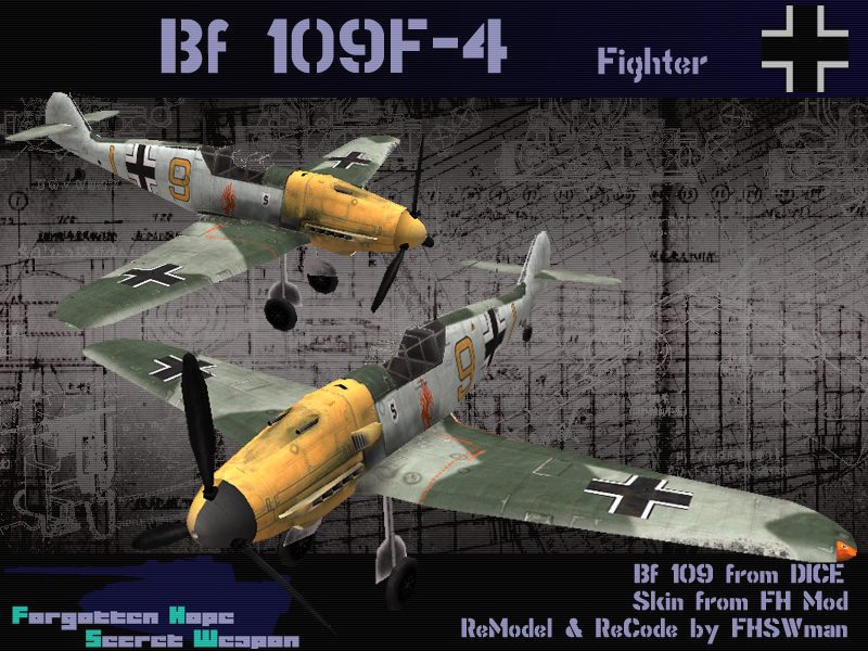Bf 109F-4