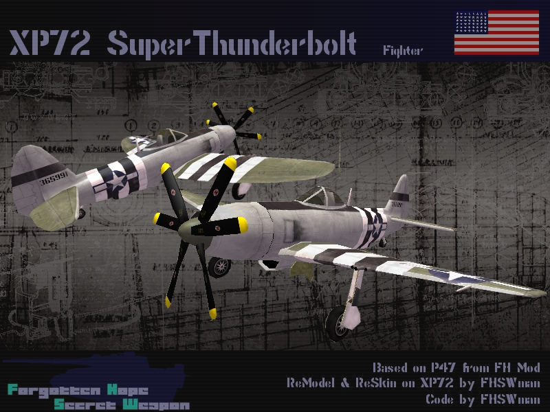 XP72 Super Thunderbolt