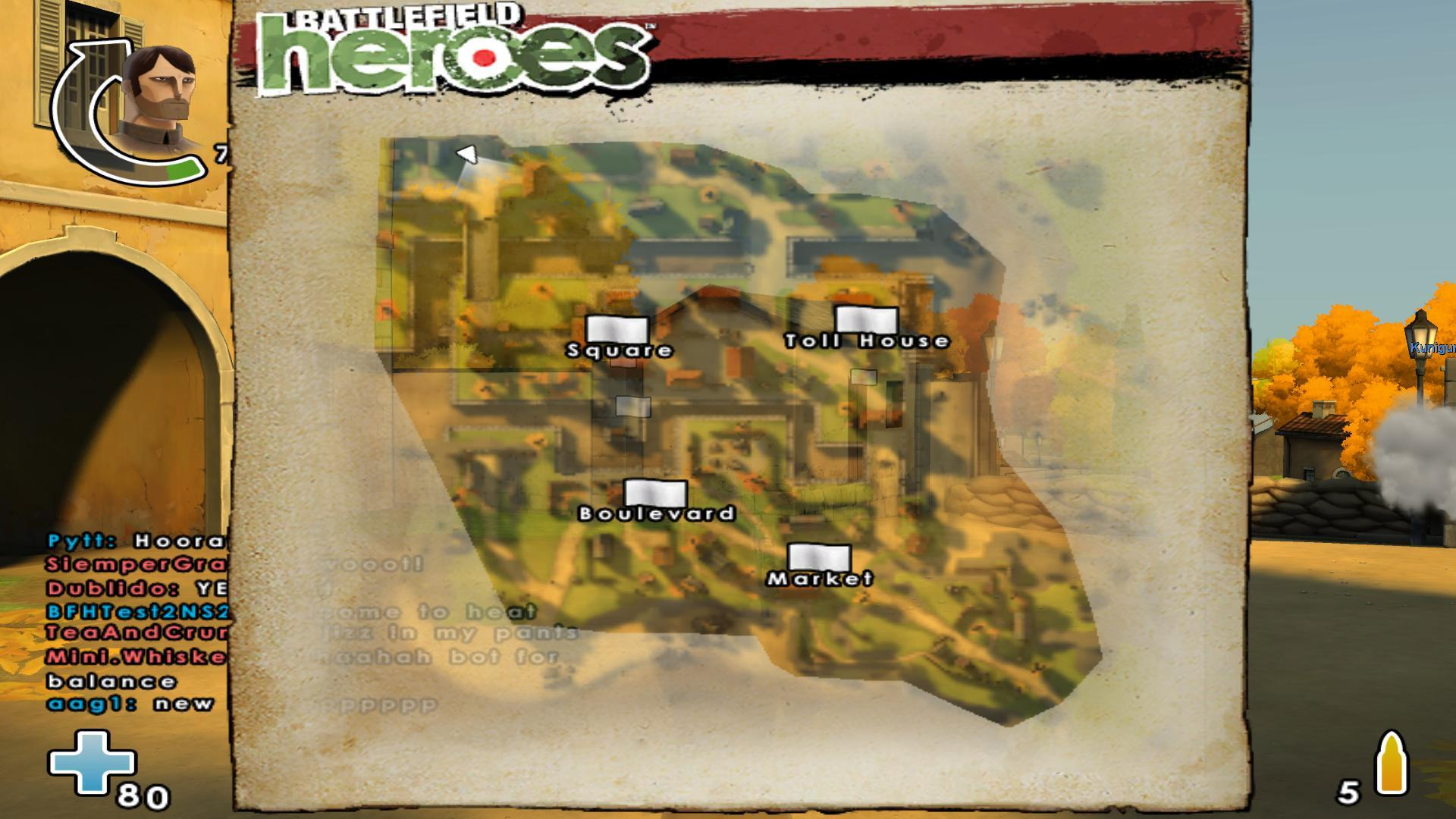 Neue Map: Heat