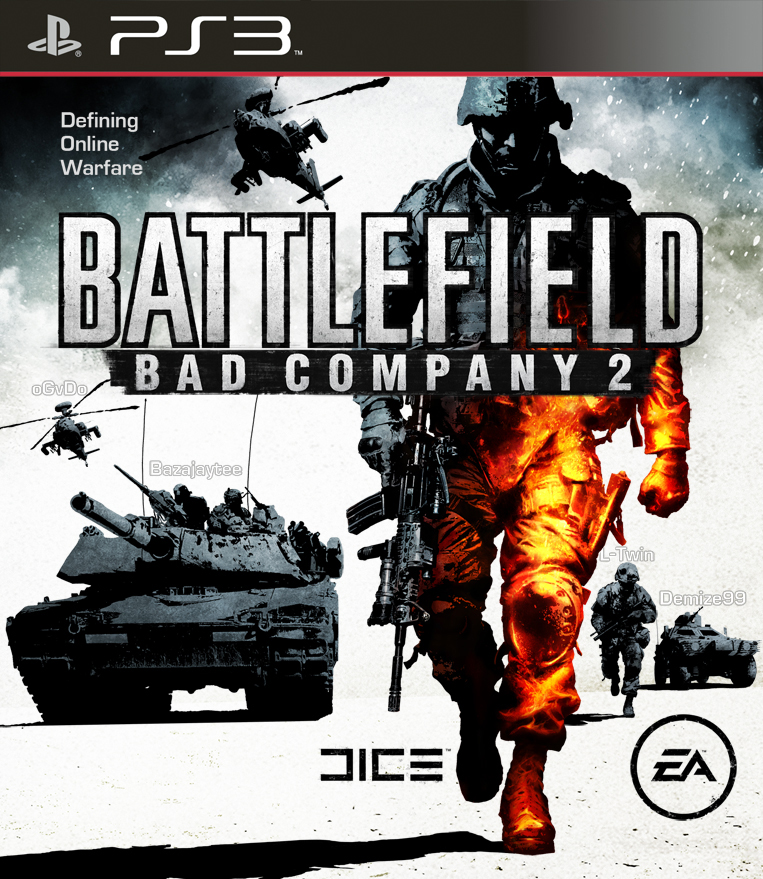 Bad Company Packshot PS3
