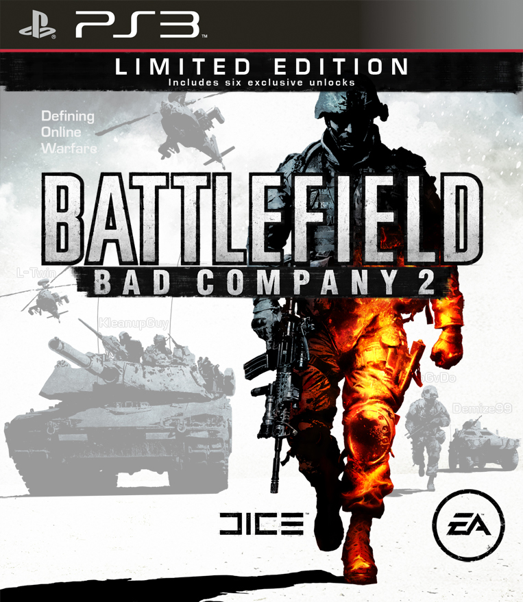 Bad Company 2 Limited Edition PS3