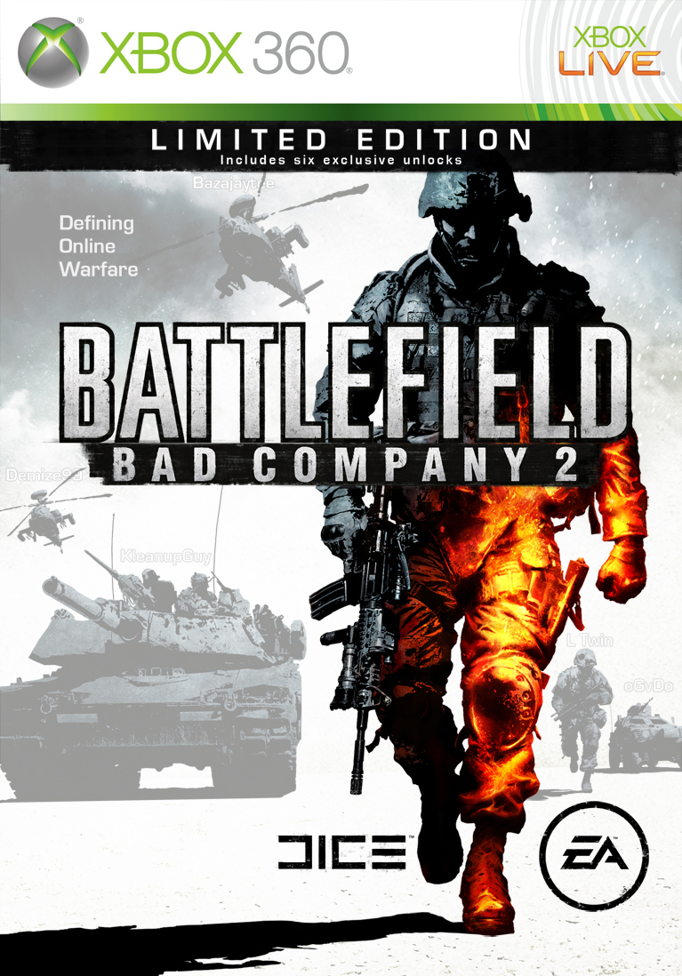 Bad Company 2 Limited Edition 360