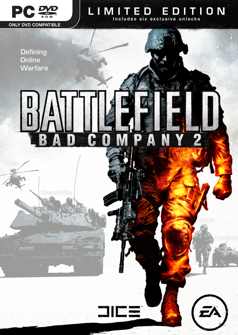 Bad Company 2 Limited Edition PC