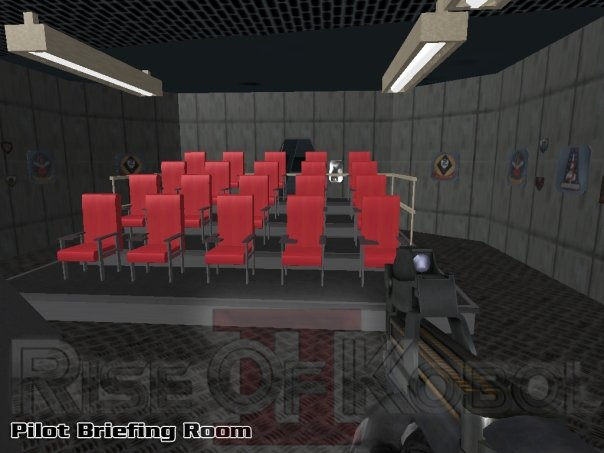 Galactica Briefing Room