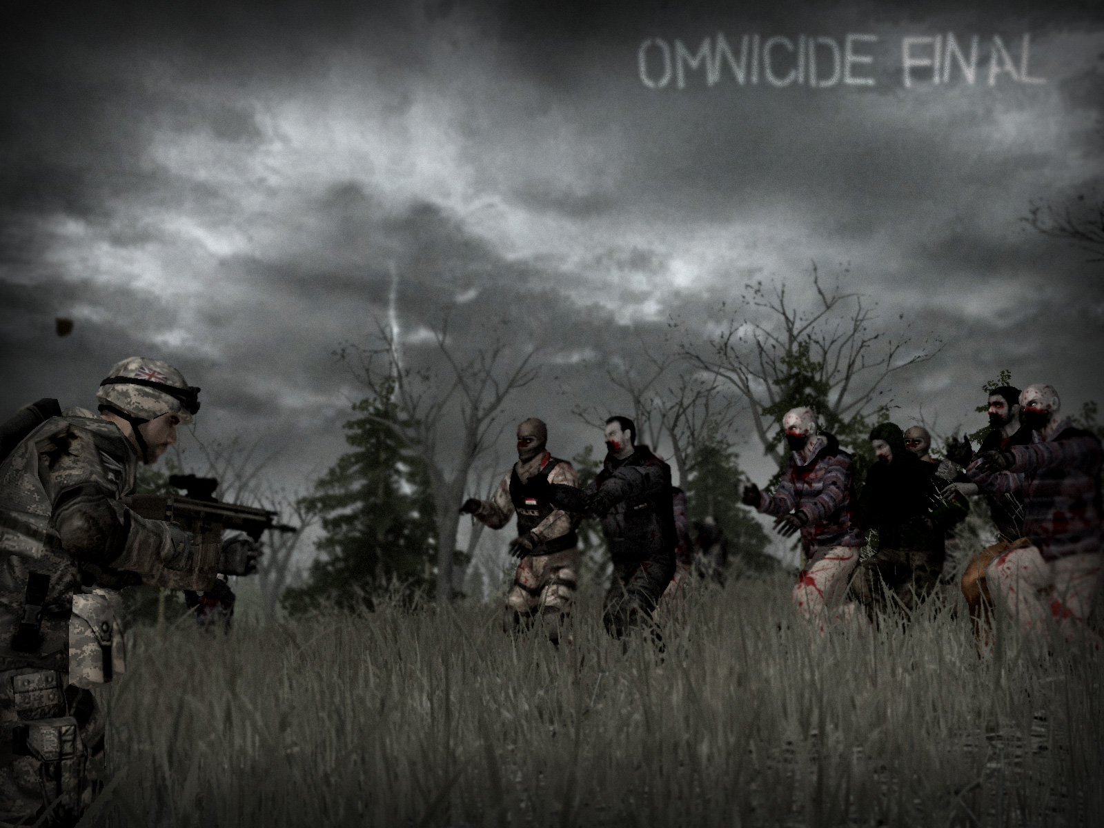 Omnicide Final Wallpaper