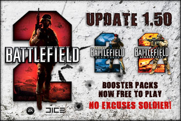 August - Battlefield 2 Patch 1.5