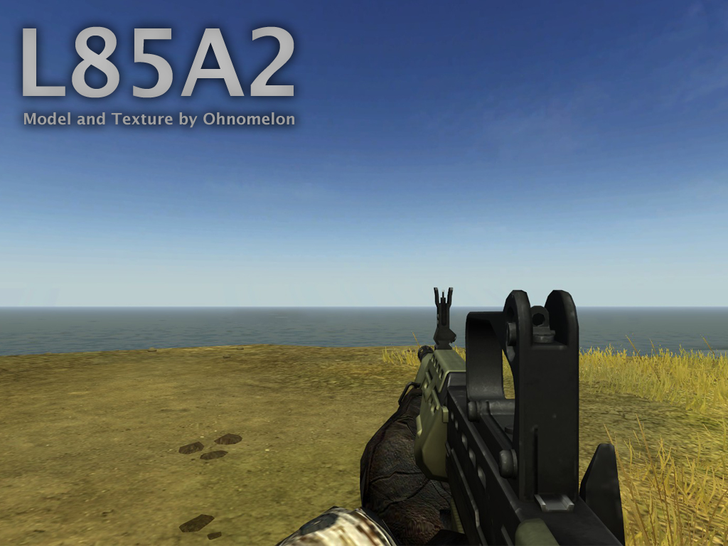 L85A2 Ingame