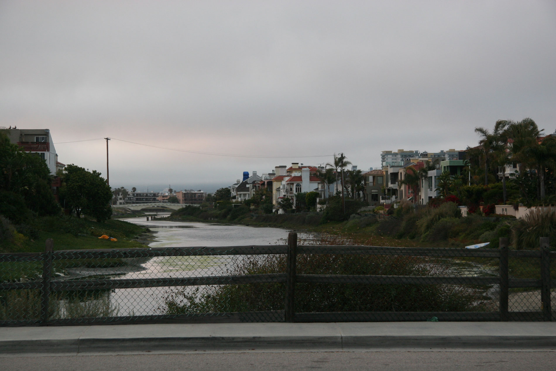 Unterwegs in Marina Del Rey
