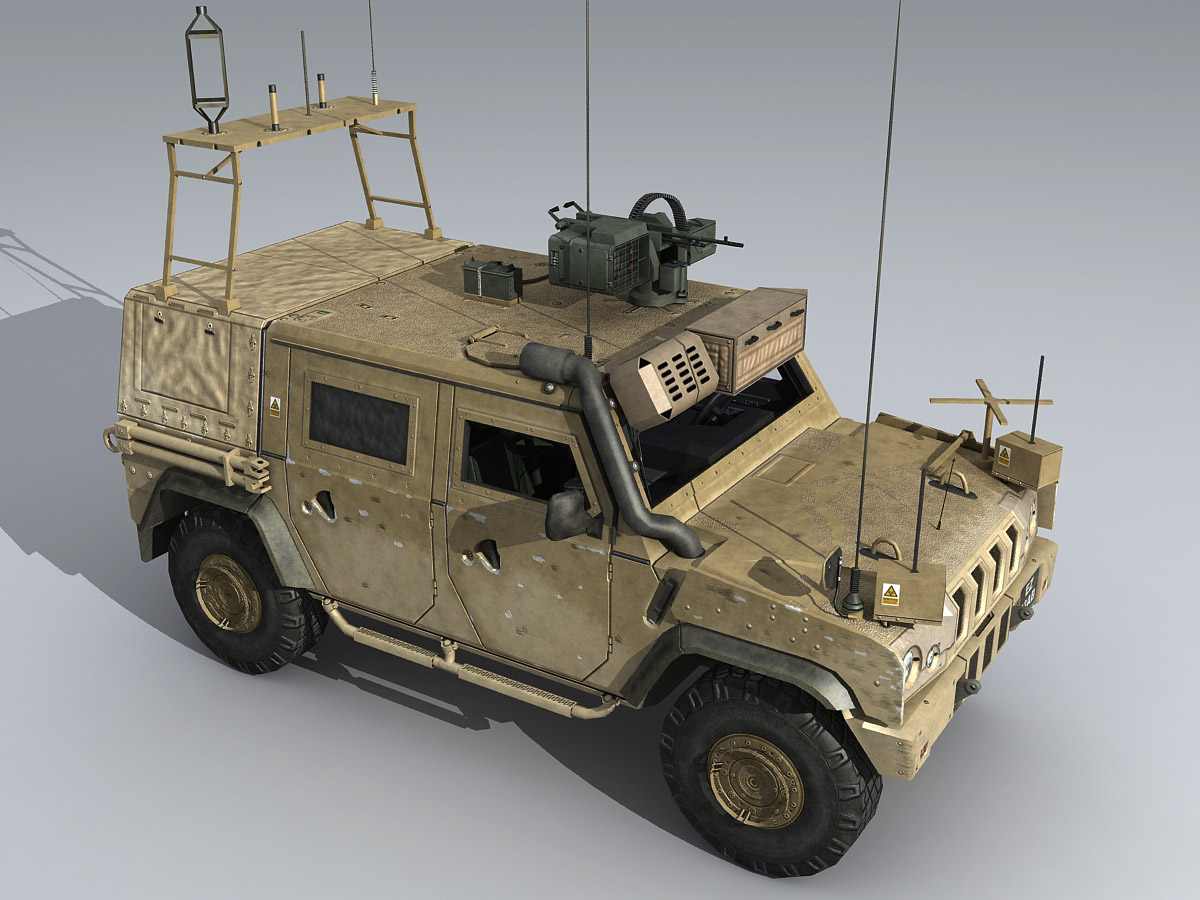 Panther CLV Desert Look