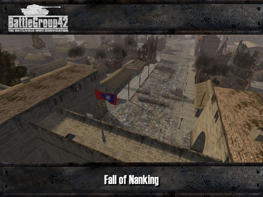 Fall of Nanking