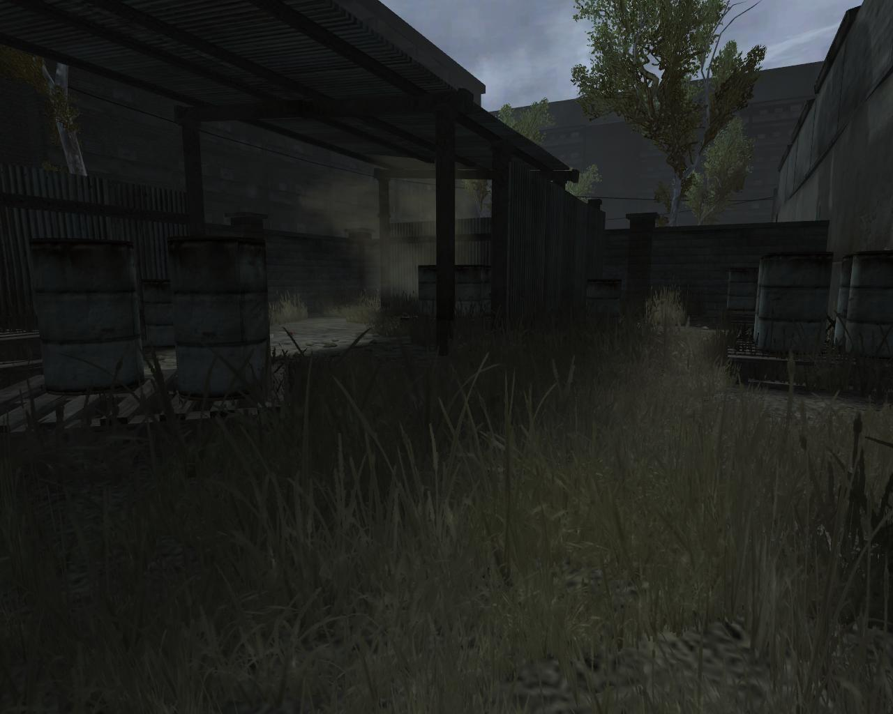 Vacant Ingame