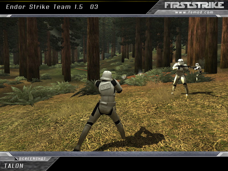 Endor Strike Team