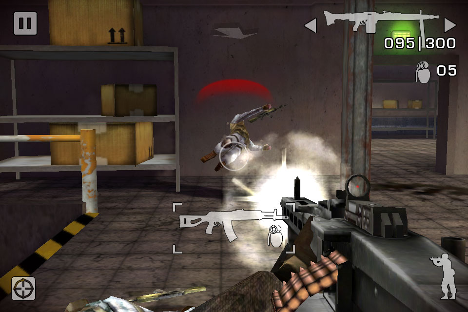 Bad Company 2 iPhone