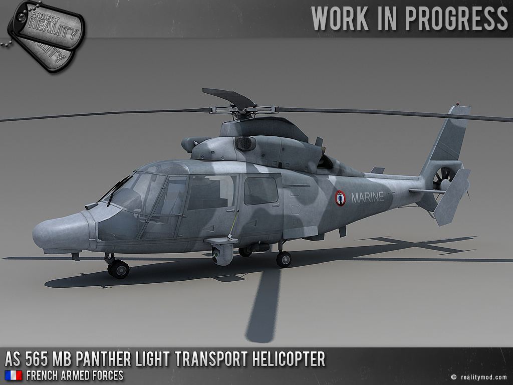 FNA AS 565 MB Panther