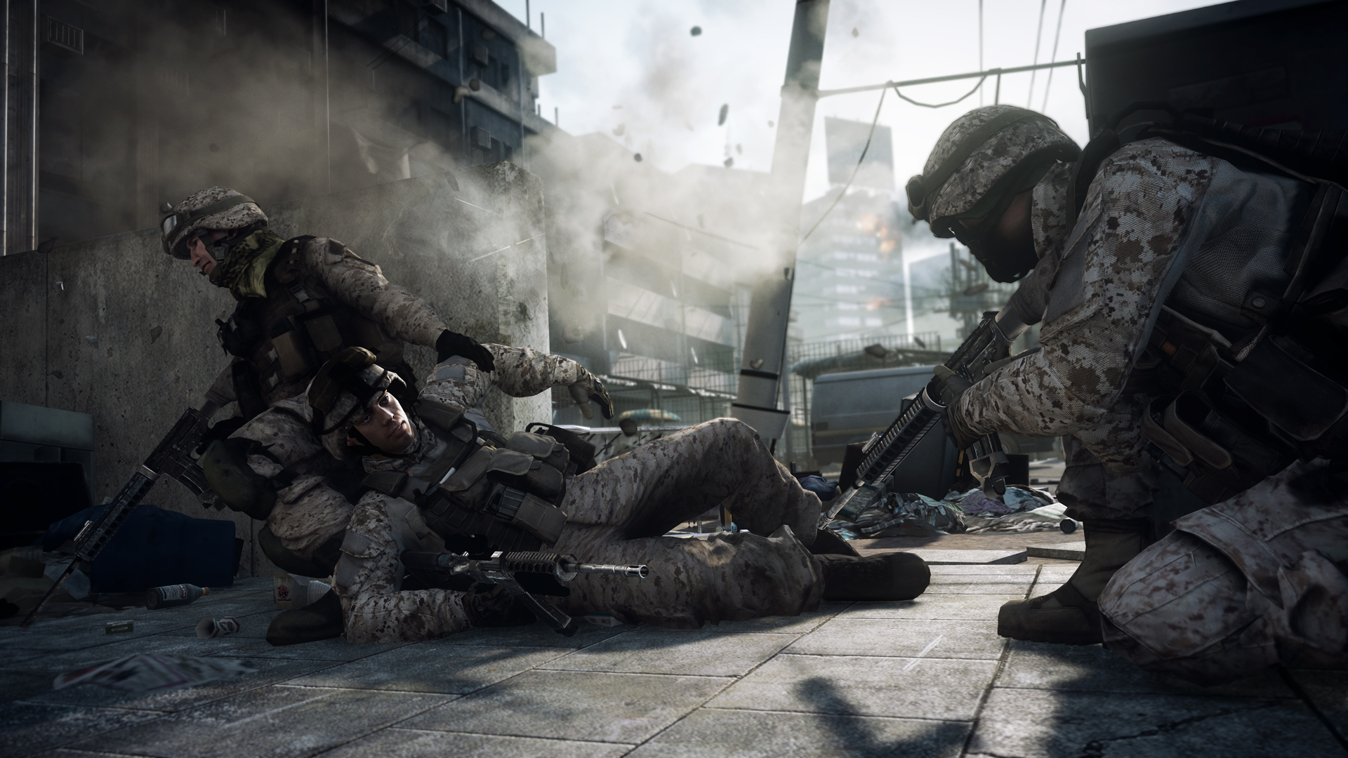Battlefield 3 Singleplayer