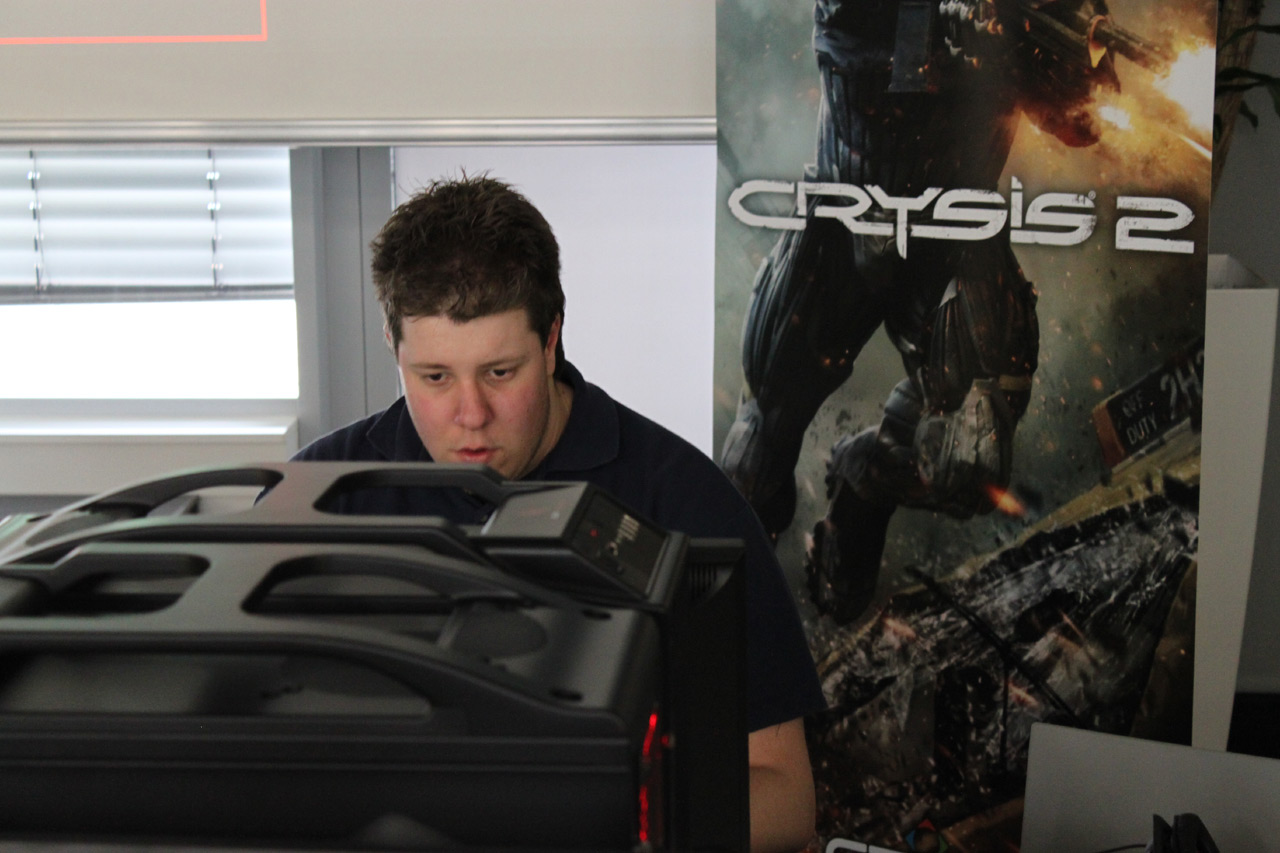 Crysis 2 Community Day
