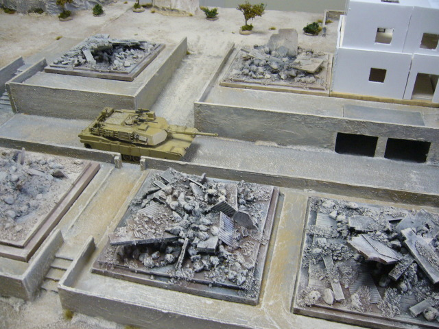 Arica Harbor Tabletop