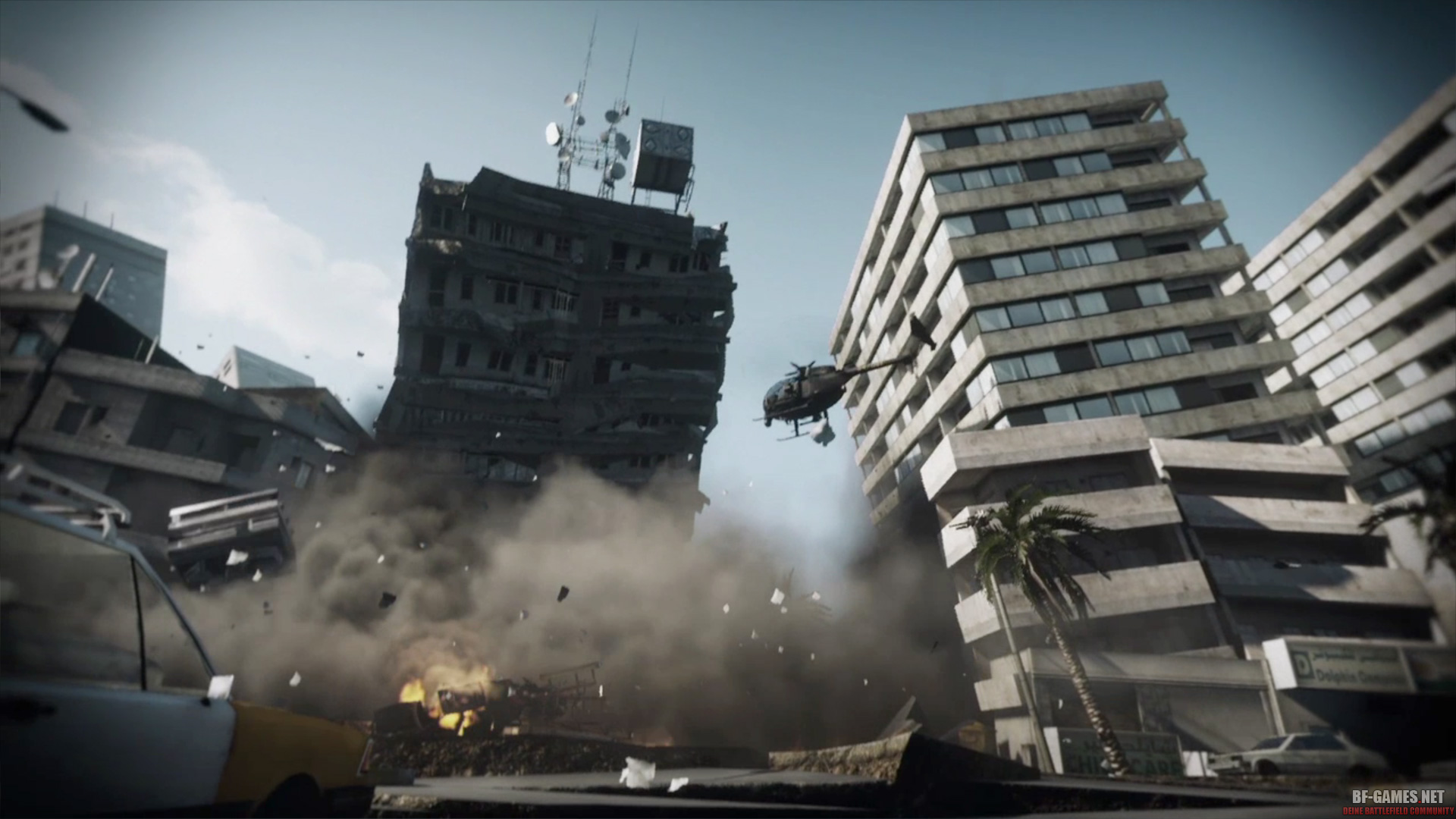 Battlefield 3 My Life Trailer