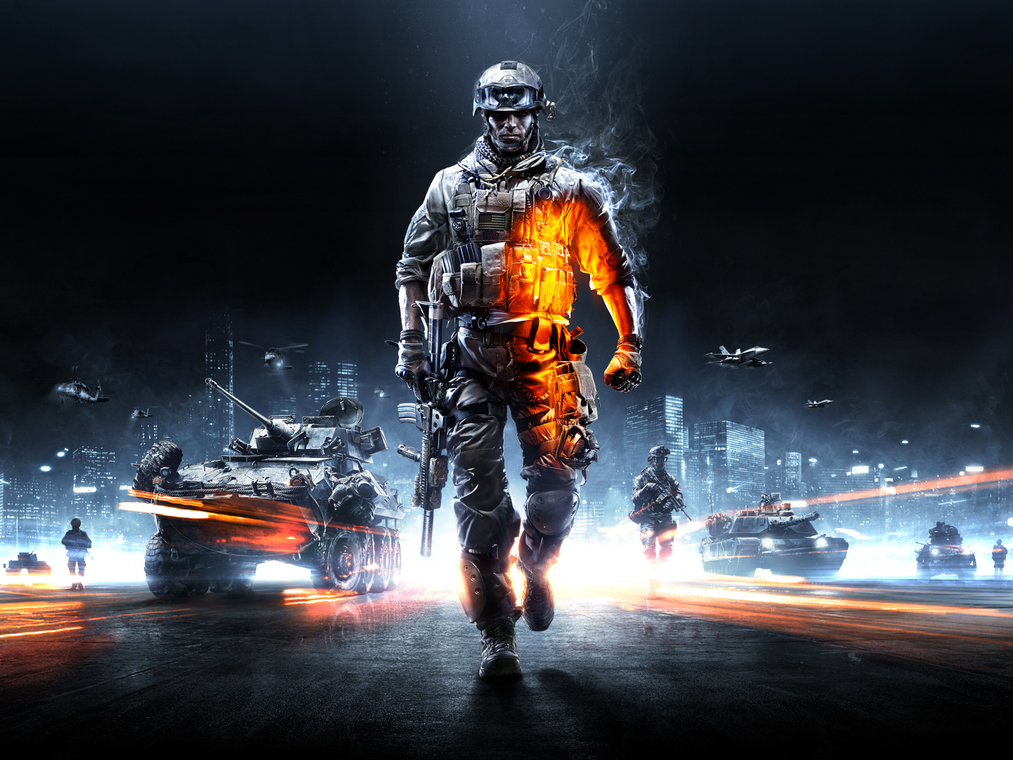 Battlefield 3 Walli 4x3 Clean