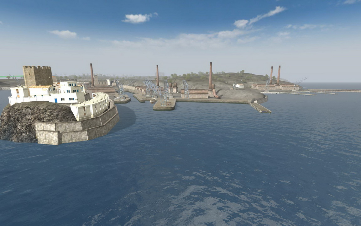 WaW FH2 Naval Event
