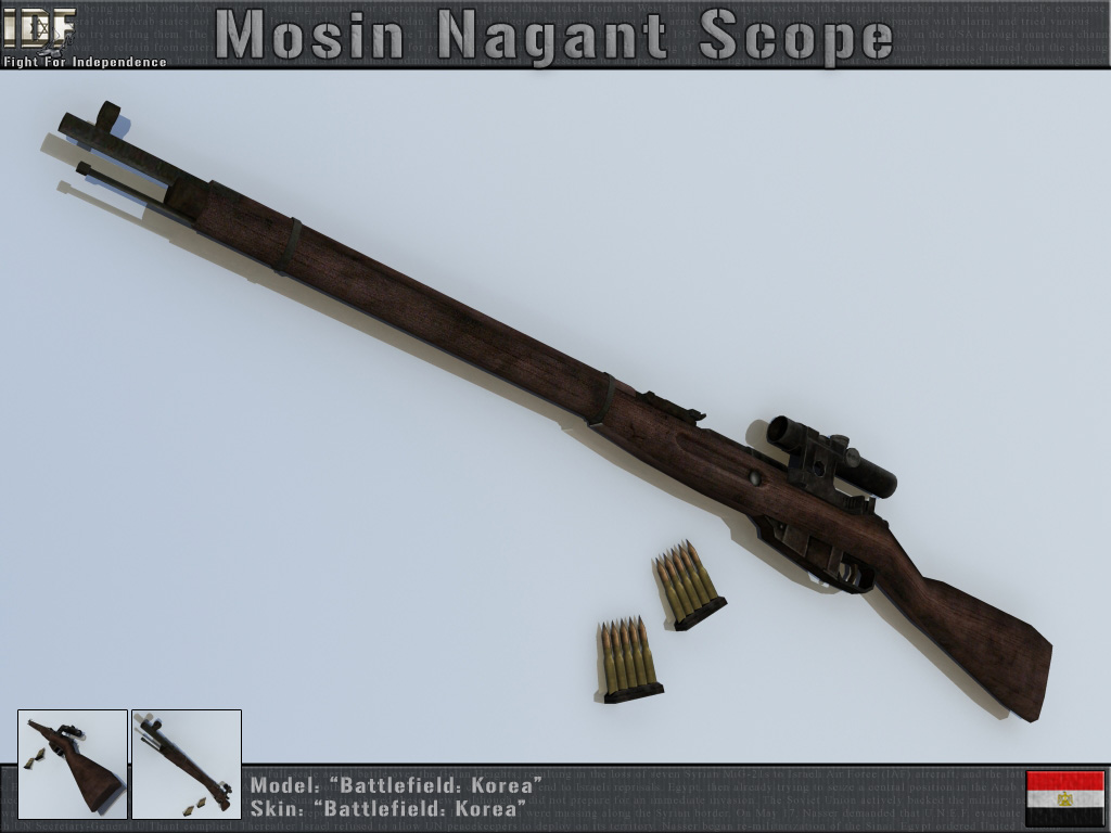 Mosin Nagant Scope