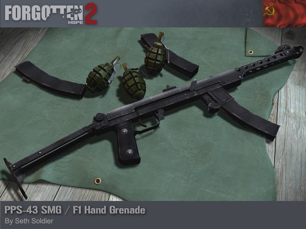 PPS-43 SMG
